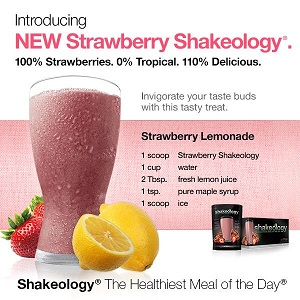 Shakeology Strawberry