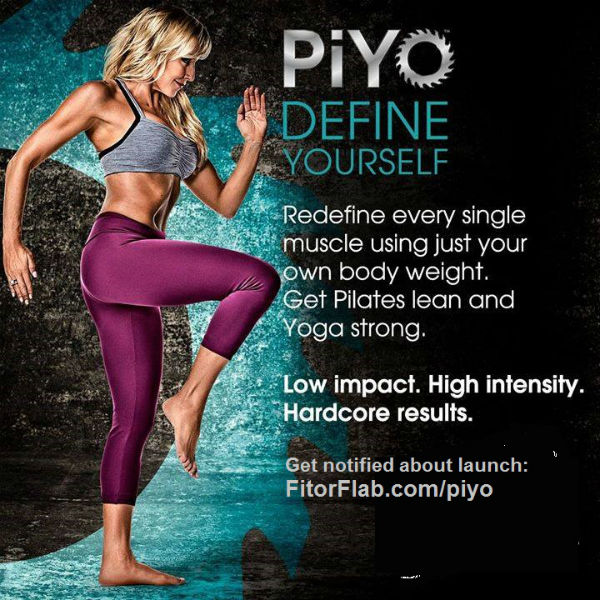 New PiYo Workout - Beachbody