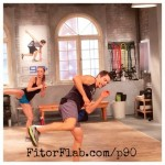 P90 workout review