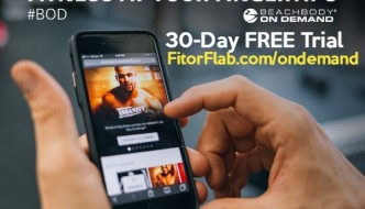 Free 30 Day Trial Beachbody on Demand
