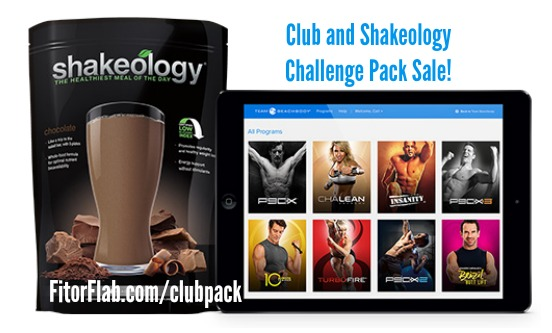 Beachbody March Challenge pack sale