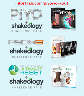 Beachbody Challenge Pack sale April 2015