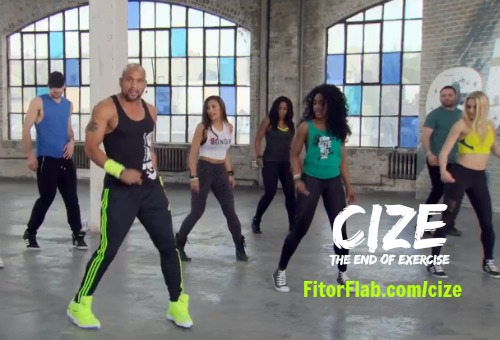 Cize Dance Exercise Video - Shaun T