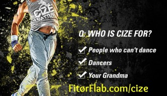 cize Dance Workout Shaun t
