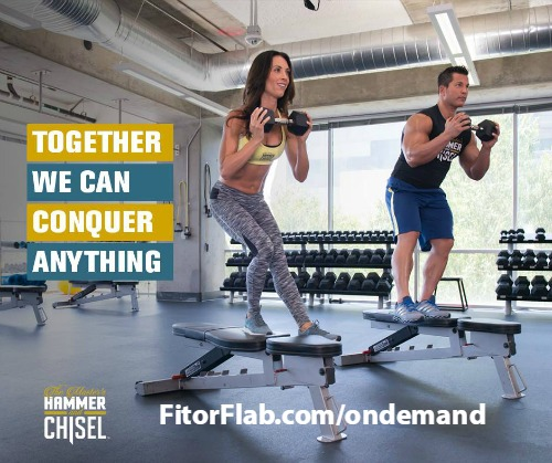 Master's Hammer and Chisel Sneak Peek Workouts