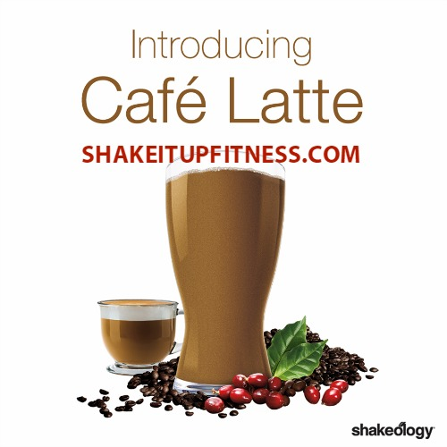 Cafe Latte Shakeology coming in 2016