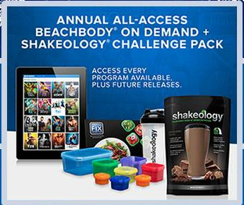 Beachbody All Access Beachbody on Demand