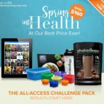 April 2017 Beachbody Challenge Pack Sale
